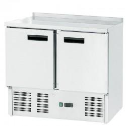 Dvojdverový chladiaci stôl 257 l