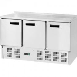 Trojdverový chladiaci stôl 400 l