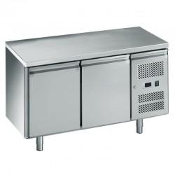 Dvojdverový chladiaci stôl 282 l EKO