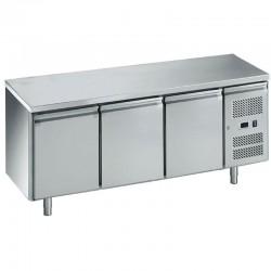 Trojdverový chladiaci stôl 417 l EKO