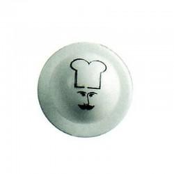 Gombík na rondón, tvár kuchára
