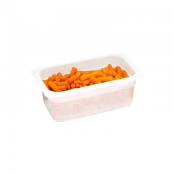 GN 1/4 polypropylénová nádoba