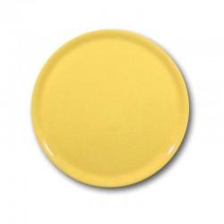 Tanier na pizzu - žltý