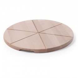 Pizza podnos - drevený 45 cm