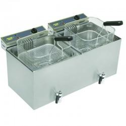 Elektrická stolová fritéza MF 120 DR