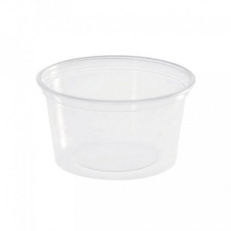 Miska zatavovacia 500 ml na polievku, transparentná