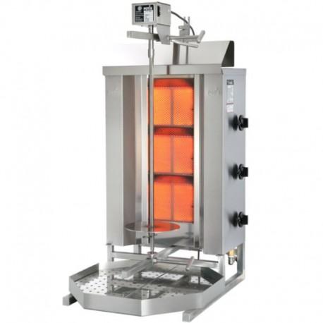 Plynový stroj na Kebab GD