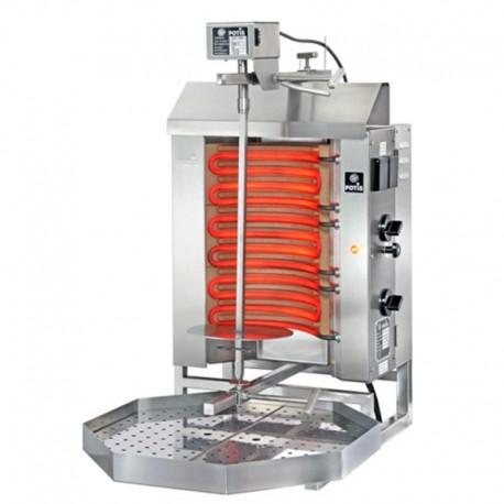 Elektrický stroj na Kebab 1