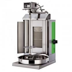 Plynový stroj na kebab 1 horák