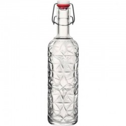 ORIENTE fľaša 1 l s patentom číra