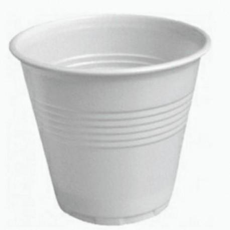 Pohár 80 ml biely