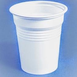 Pohár P biely 100 ml