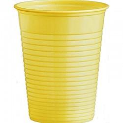 Pohár žltý 200 ml