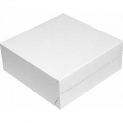 Krabica na tortu 280x280x100 mm vlnitá H/B