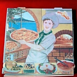 Krabica na pizzu H