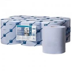 Tork Reflex Midi papierové utierky 2 vrstvové modré