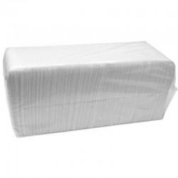 Servítky gastro (1ks) 33x33 cm biele