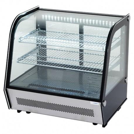 Chladená stolová vitrína LUX 120 l