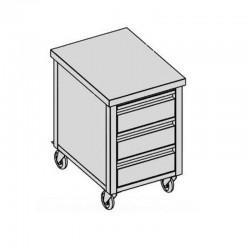 Zásuvkový box na kolieskach