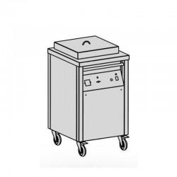 Ohrievací vozík tanierov 50 ks
