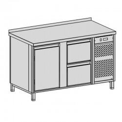 Chladiaci pult na gastronádoby