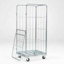 Transportný klietkový vozík