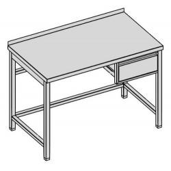 Pracovný stôl zásuvkový