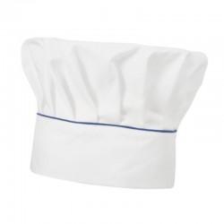 Kuchárska čapica HRÍB s lemovaním