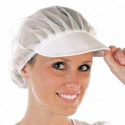 Sieťková čiapka so šiltom HACCP