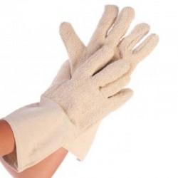 Rukavice pekárske prstové