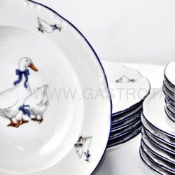 Húsky tanierová súprava 18 D