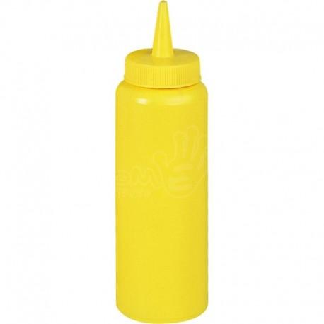 Nádoba na studenú omáčku žltá