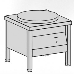 Elektrická varná stolička Taxon