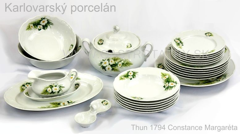 Thun 1794 Karlovarský porcelán